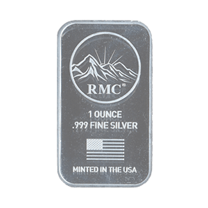 Silver Bars Rocky Mountain Coin