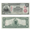 First National Bank of Sleepy Eye (6387) $10 National Bank Note
