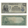 First National Bank of Yakima (3355) $20 National Bank Note